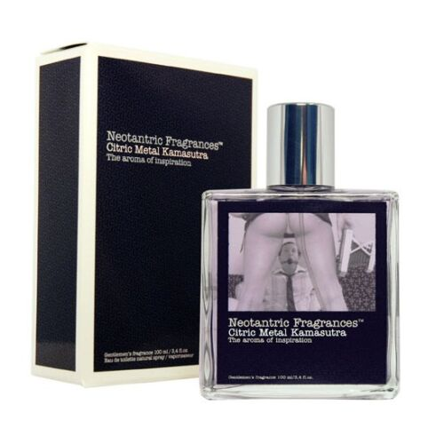 Neotantric Fragrances CITRIC METAL KAMASUTRA