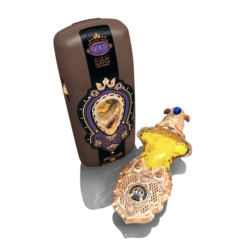 Designer Shaik Shaik for Women Gold Edition Parfum