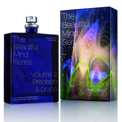 Escentric Molecules The Beautiful Mind Series Vol.2 Precision & Grace