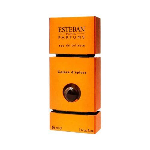Esteban Paris COLERE D'EPICES