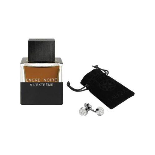 lalique-encre-noire-pour-homme-a-lextreme-woda-perfumowana-50ml-spray-spinki-do-mankietow